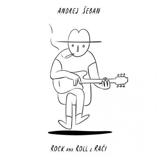Andrej Šeban - Rock and Roll z Rači / LP vinyl