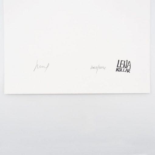 Lena Kollar - Cukrovar Trnava, A4 / giclée grafika