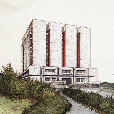 Lena Kollar - Slovenský národný archív, A4 / giclée grafika