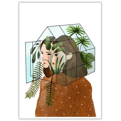 Green House - Martu / grafika