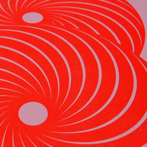 Number 8 - David Mascha, 38x48 cm / grafika