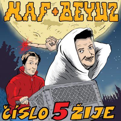 Haf a Beyuz - Číslo 5 žije / CD