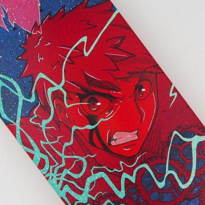 Fate/Stay: Emiya - Na skejt maľované / skateboard