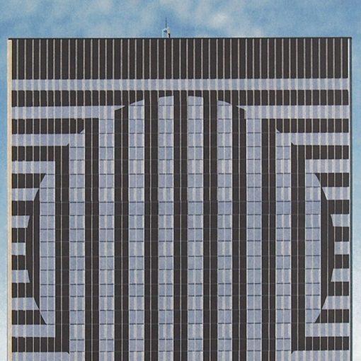 Hotel Kyjev- Sára Hammadová / grafika