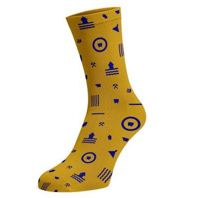 Banícke žlté - Tovar BŠ / ponožky