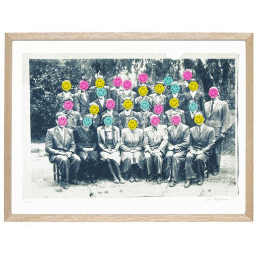 Rodinný portrét - Zuzana Pustaiová / risografika