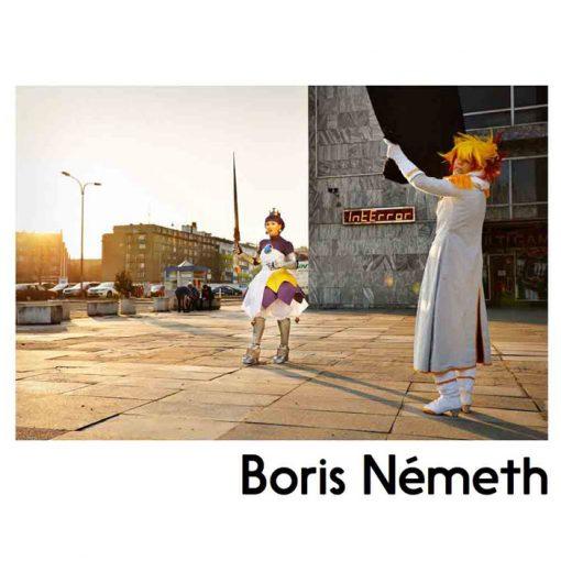 Boris Németh - Na ceste/On the Road / kniha fotografií