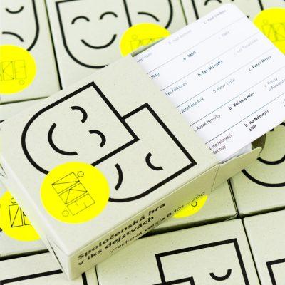 Spoločenská hra v iks dejstvách - verzia B, otázky 101-200 / kartová hra