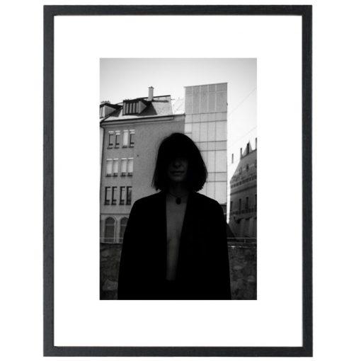 Inkognito II. - Chiara Némethová / foto print