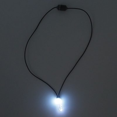 Ametyst - Firefly / svetelný prívesok