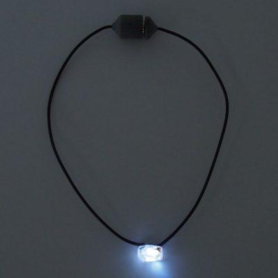 Marocký kryštál - Firefly / svetelný prívesok