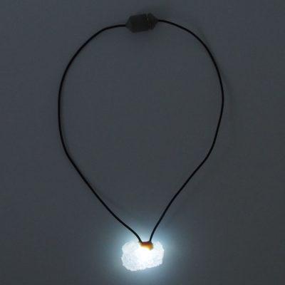 Zeolit USA - Firefly / svetelný prívesok