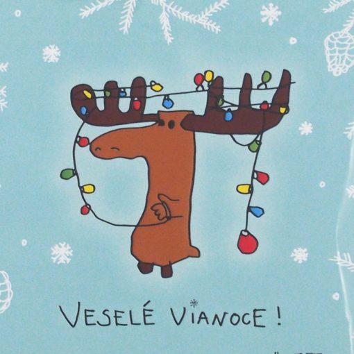 Veselé Vianoce! - Hento Toto / darčeková karta
