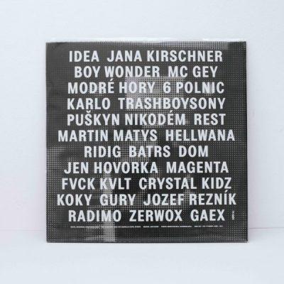 Idea - O beatech a lidech / vinyl LP