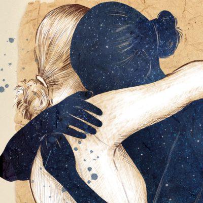 Objatie - Tina Minor / grafika
