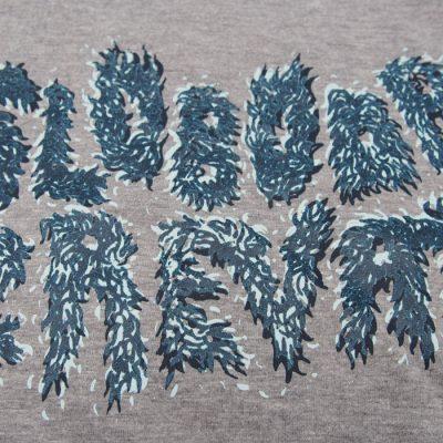 Sloboda zrevať sivé / tričko