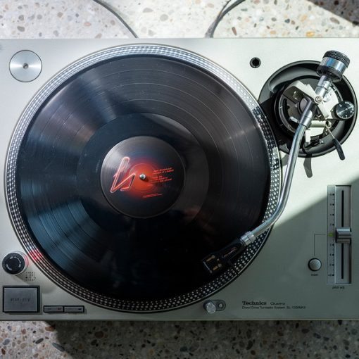 Vec Švidraň - Hudba k láske / vinyl