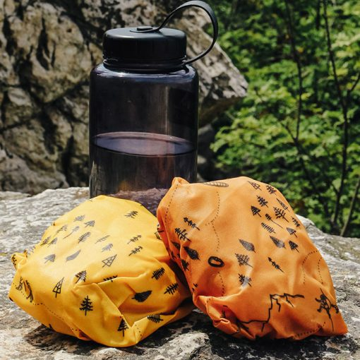 Včelobal Turista L, 34 x 37 cm / obal na potraviny