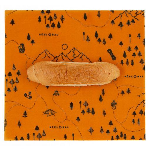 Včelobal Turista M, 25 x 27 cm / obal na potraviny