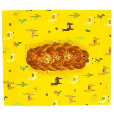 Včelobal Zvieratká XL, 45 x 50 cm / obal na potraviny