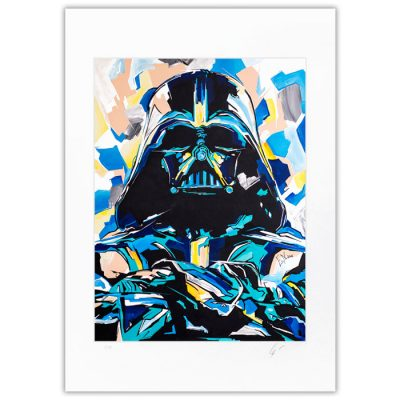 Darth Vader #3, grafika A2 / fine art print