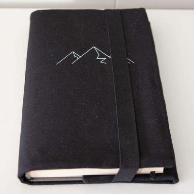 OBjAL - Hory / látkový obal na knihy