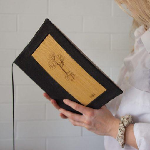 OBjAL - Strom / látkový obal na knihy
