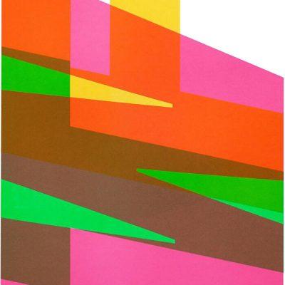 WTF - Pressink, 30x40 cm / grafika