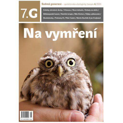 7.G Sedmá generace - 4/2021 Na vymření / časopis