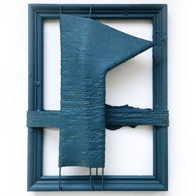 Limited by the frame - Kenneth Boroň / objekt