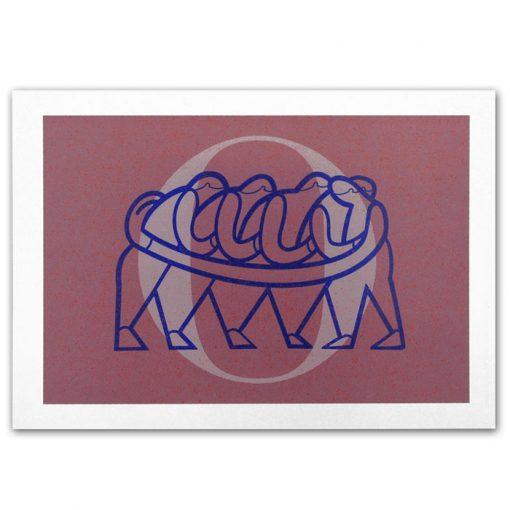 Objatie pre Andreu - Han / pohľadnica