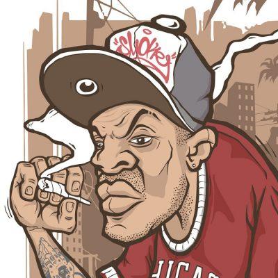 Smokey - Parxant, A4 / grafika